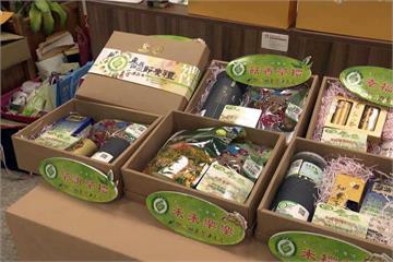 國道八處休息區  推國產有機農產禮盒