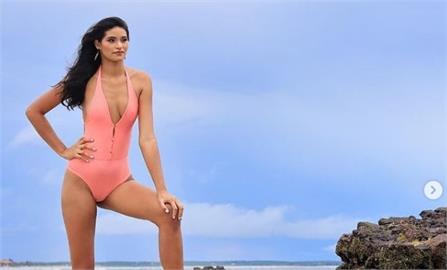 207公分高!巴西女患「巨人症」165老公僅及她腰仍恩愛