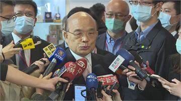 快新聞/「不要誤會!」蘇貞昌:養豬業者是支持政府守住非洲豬瘟