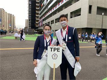 東奧/NHK幫我國正名! 盧彥勳兄「榮幸弟弟任掌旗官」:聽到「台灣」眼眶泛紅
