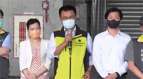 快新聞/環南、家禽市場休市3天 陳吉仲力拚穩定民生供應需求