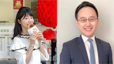 「口譯哥」趙怡翔被點名選北市議員 高嘉瑜:這區超適合!