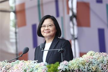 快新聞/蔡英文祝賀拜登就職「台灣已準備好合作」 盼共同成為全球的良善力量