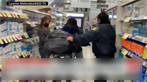 美國治安嚴重惡化! 舊金山商店行竊案暴增