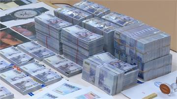 假鈔買名錶再轉賣 不法所得220萬警攻堅破詐騙集團