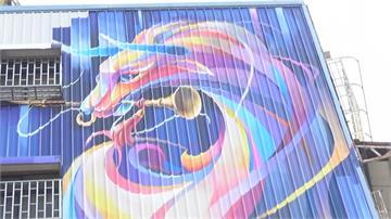神將vs.神獸好威!永樂商圈3D彩繪振商機