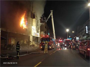 彰化大火奪4命「封出口」逃生難!消防專家嘆:一直擔心的情況發生了