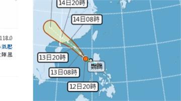 今年第2颱「鸚鵡」 晚間8點生成 朝香港撲去