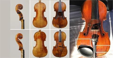 音樂/閣樓挖到名貴小提琴──老瓜奈里