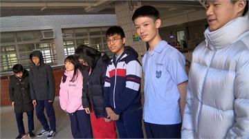 寒流來只能穿制服  學生家長怨太不人道