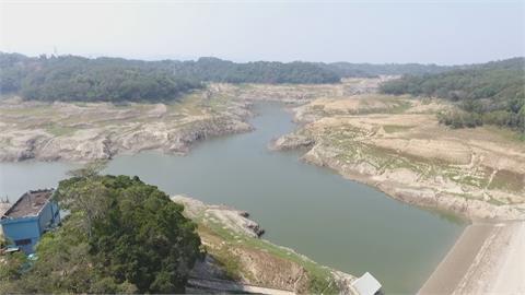 永和山水庫水位低於取水口靠抽水機取水 彰化開鑿伏流井每日供應5.5萬噸水