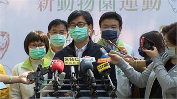 動物園發送牛揹揹提燈  陳其邁宣告「壽山2.0版」將啟動