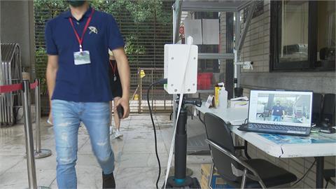 精準量溫不受熱源干擾 工研院研發新型熱像儀