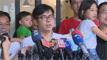 快新聞/談及李眉蓁海水沖馬桶政策 陳其邁放棄回應「實在是吼...」