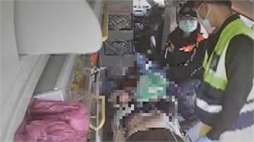 護理、消防、醫師三方接力CPR鬼門關前搶人!成功救回103歲人瑞嬤
