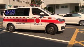 救護車等10分鐘還沒來! 岡山分隊:2台均出勤由他轄支援