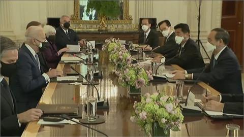中國威脅日增 美日同盟承諾保印太地去穩定