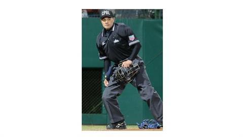 東奧/台灣史上第1人!中職裁判紀華文受邀東京奧運執法棒球賽事