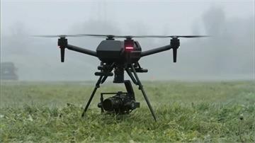 美國消費電子展 日電子廠首款無人機亮相