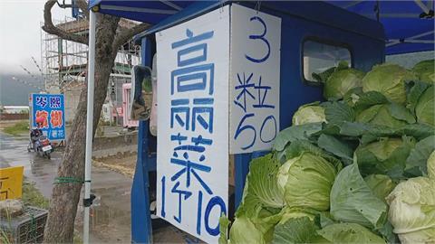 高麗菜「1個10元、3粒50」怪怪的? 納豆愣:我是不是搞錯什麼