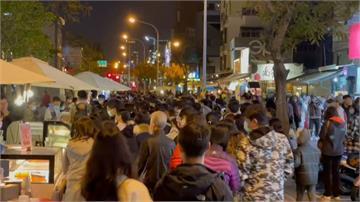 台南甜點節「逆時中」被罵翻大批民眾湧入市府急喊卡加開罰