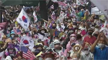 新增病例超過一成找不到感染源!南韓4.2萬人嗆文在寅下台