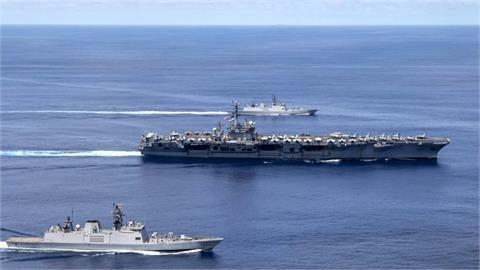 若台海爆發戰爭中國將行「多方位攻勢」!美媒:東部也列侵略方向之一