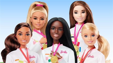 奧運芭比獨缺亞裔臉孔?母公司遭轟「歧視」急致歉:想法不夠周到