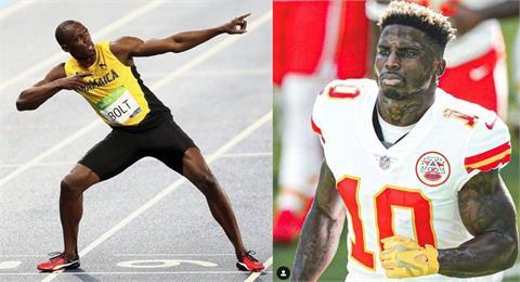 NFL球星嗆聲跑得比他快!「牙買加閃電」放話:拿金牌賭超級盃冠軍戒