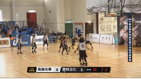 女籃甫奪隊史首冠 光華國小體育班面臨停招