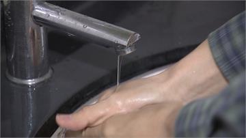 防疫洗手更有效率!交通場站水龍頭全面改裝感應式