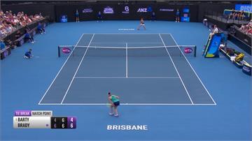 網球/ATP盃又爆爭議!怒敲主審椅、教練老爸飆髒話