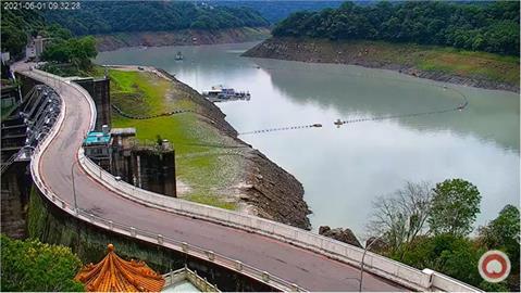 石門水庫收「2600萬噸」大禮還不夠!北水局:今再有降雨機會
