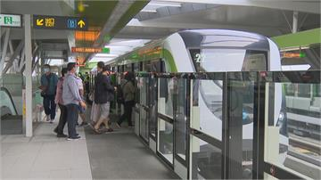 快新聞/中捷首起意外! 8旬老翁手臂遭夾傷 列車延長靠站及開門時間