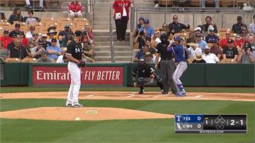 MLB/33歲賽揚老將國王 春訓表現精彩有望大復活
