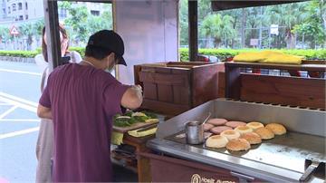 台版「五星主廚快餐車」 返鄉創業賣漢堡