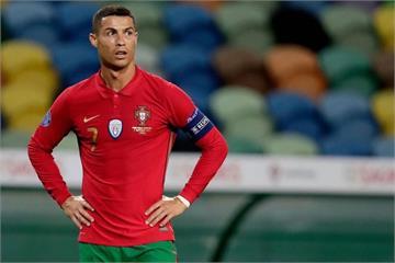體壇再傳名人染疫 葡萄牙球星C羅確診武肺
