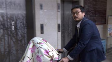 傳黃琪請律師推輪椅出庭 每次酬勞六千元