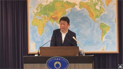 日外務大臣宣布 7/15再贈台100萬劑AZ
