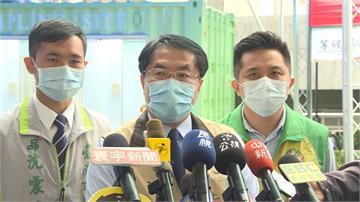 否認五一連假封城說 黃偉哲:六都裡台南確診案例最少