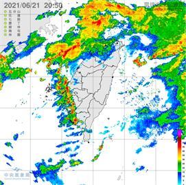 鋒面即將抵台!3天雨量灌破700mm 氣象局:今晚到週三影響最劇烈