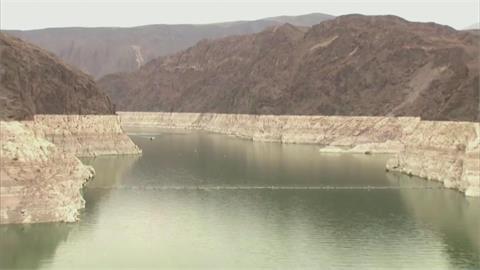 美國水情拉警報!最大水庫首度缺水 西南部三州限水