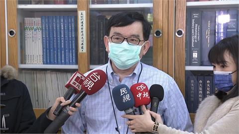 美國擬打過疫苗可脫口罩互動?黃立民對台灣這樣做有疑慮