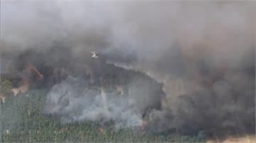 野火燒不停!澳洲伯斯近郊火勢威脅民宅