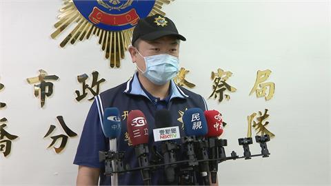嫌犯搶奪未遂又竊盜 巡邏警上演追逐戰