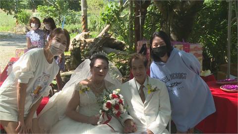 姊妹淘做公益!小S.賈永婕幫老夫婦一圓婚禮夢