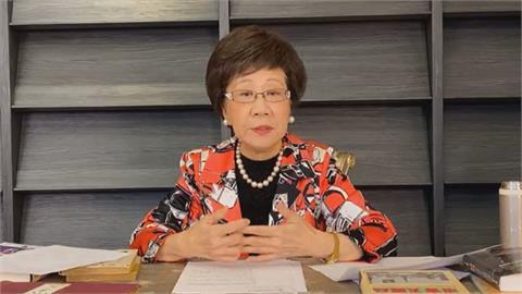 江鵬堅遭爆是調查局線民 呂秀蓮:應提出更多證據