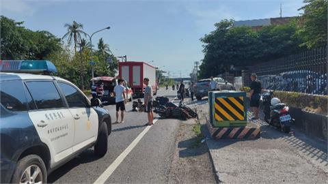 女大學生追撞電動代步車81歲老翁! 引發連環撞2死1傷