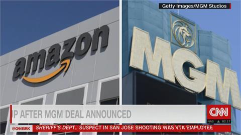 亞馬遜歷年第二大收購案 砸84.5億美元收購「米高梅」 強化串流競爭力!