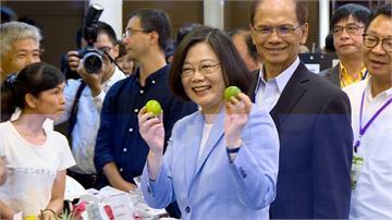 游錫堃缺席新北授旗 回應「腰傷緣故沒去」